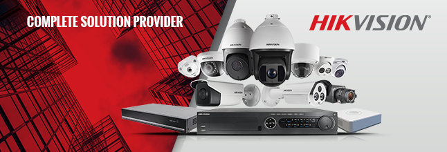 HIKVISION Complete Solution