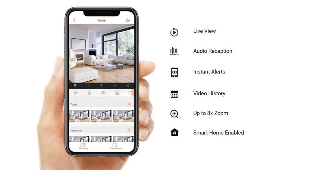 EZVIZ Mobile App