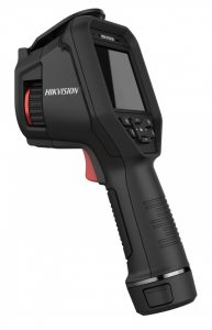DS-2TP21B-6AVF/W Fever Screening Thermographic Handheld Camera