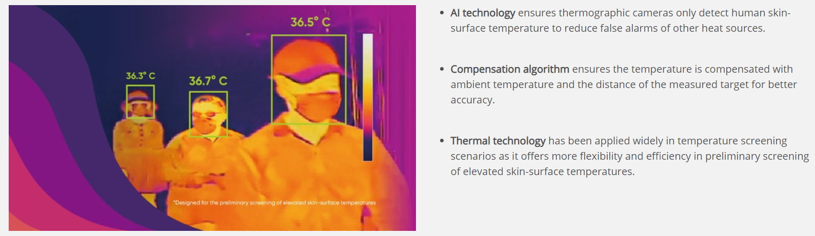 Advantages of Thermal Technology
