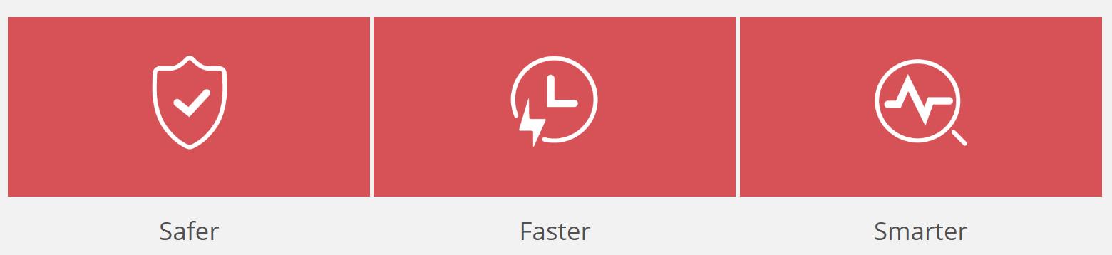 Safer Faster Smarter Hikvision