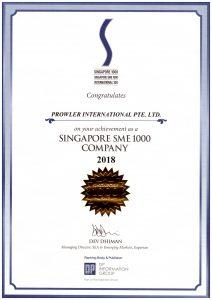 Singapore SME 1000