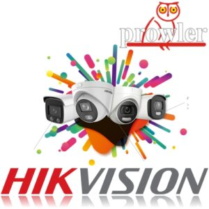 Hikvision ColorVu Turbo HD Cameras