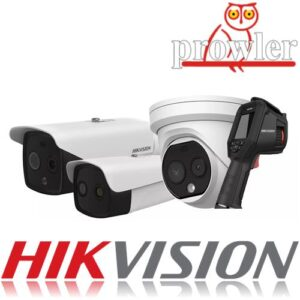 Hikvision Temperature Screening Solutions