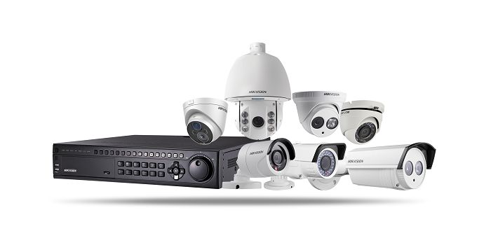 Hikvision Turbo HD Family Banner