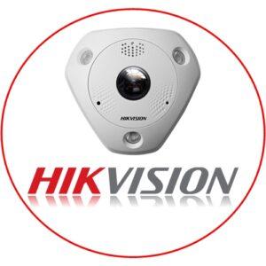 Hikvision Singapore Fisheye Cameras Category