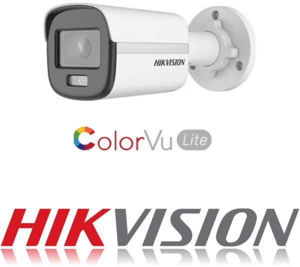 2 MP ColorVu Lite Fixed Bullet Network Camera